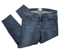 Load image into Gallery viewer, Current Elliott The Stiletto Townie Jeans sz 32