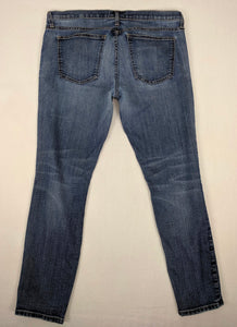 Current Elliott The Stiletto Townie Jeans sz 32