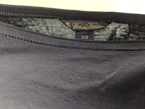 Brooks Brothers Navy Blouse sz XS