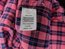 Load image into Gallery viewer, Talbots Button Down Plaid Blouse sz XLP