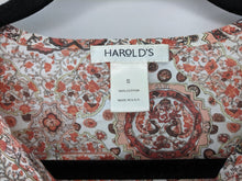 Load image into Gallery viewer, Harolds Paisley Print Shirt sz S