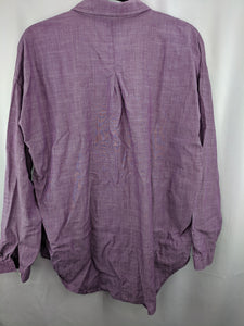 Land's End Tunic Shirt sz M (10-12)