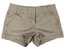 Load image into Gallery viewer, J.Crew Classic Twill Chino Short City Fit sz 0