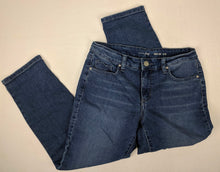 Load image into Gallery viewer, Maison Jules Skinny Crop Stretch Denim Jeans sz 6 (28)