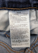 Load image into Gallery viewer, Banana Republic Slim Bootcut Stretch Denim Jeans sz 32 (14)