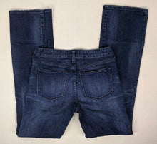 Load image into Gallery viewer, Gap 1969 Perfect Boot Stretch Denim Jeans sz 27