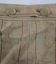 Load image into Gallery viewer, Fossil Skirt Wool Blend Tweed sz 2