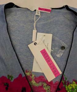NWT Tracy Reese Little Boyfriend Cardigan sz M