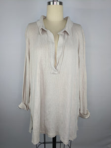 We The Free People Annie Long Sleeve Henley Multiple Sizes NWT