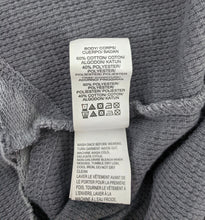 Load image into Gallery viewer, Lucky Brand Womens Exposed Seam Thermal Shirt sz XL Heather Gray NWT $49.50