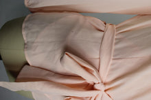 Load image into Gallery viewer, Chelsea28 Wrap Blouse sz S in Blush Pink NWT $79