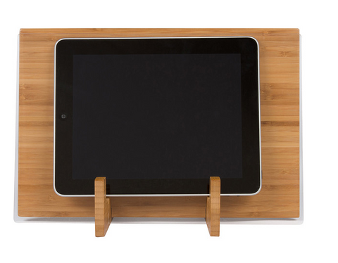 IPad Stand with Bonus iPad Sleeve