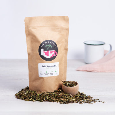 Tisane - Detox Supergreen - BIO - 100gr