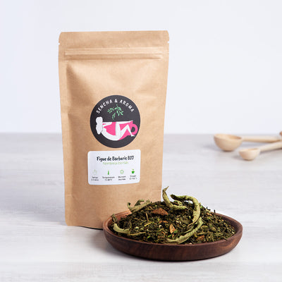 Tisane - Figue de Barbarie - BIO - 100gr