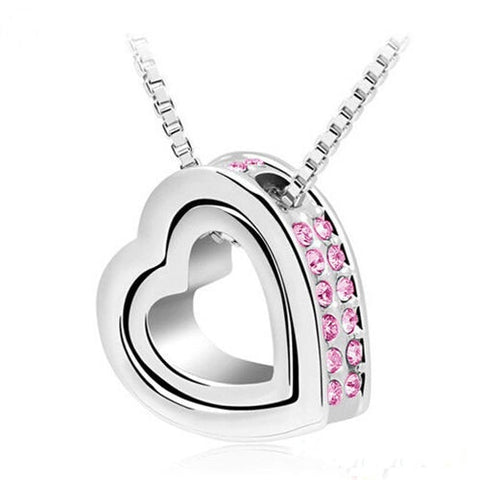 Heart Necklaces Pendants