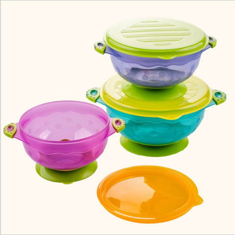 Best Suction Baby Bowls
