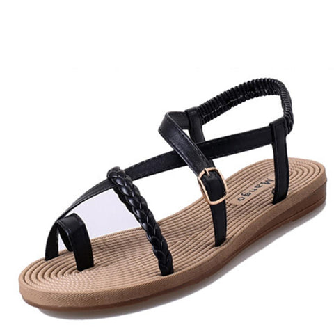Women's strap Sandals Solid