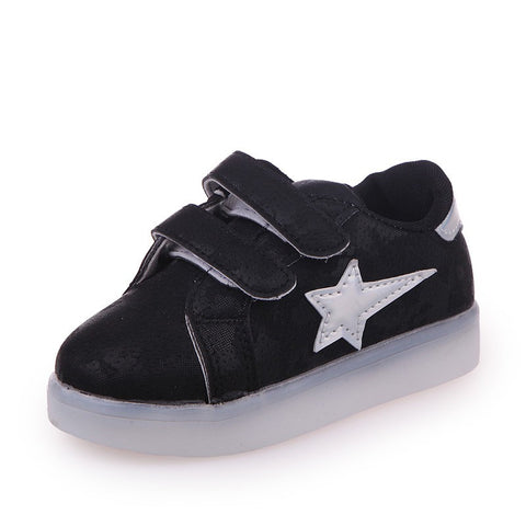 Kids Casual Lighted Shoes