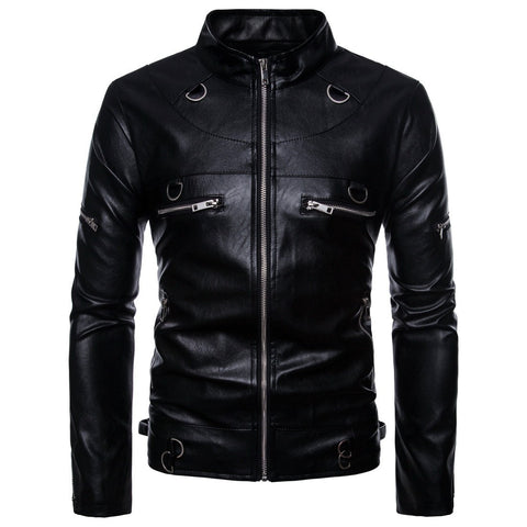 Mens Motorcycle Leather Jackets