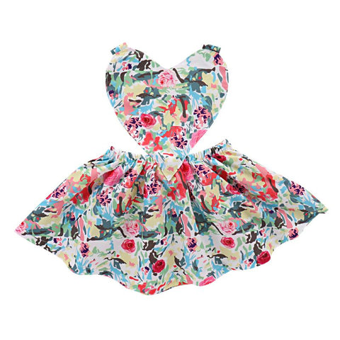 Summer New Baby Girl Dress