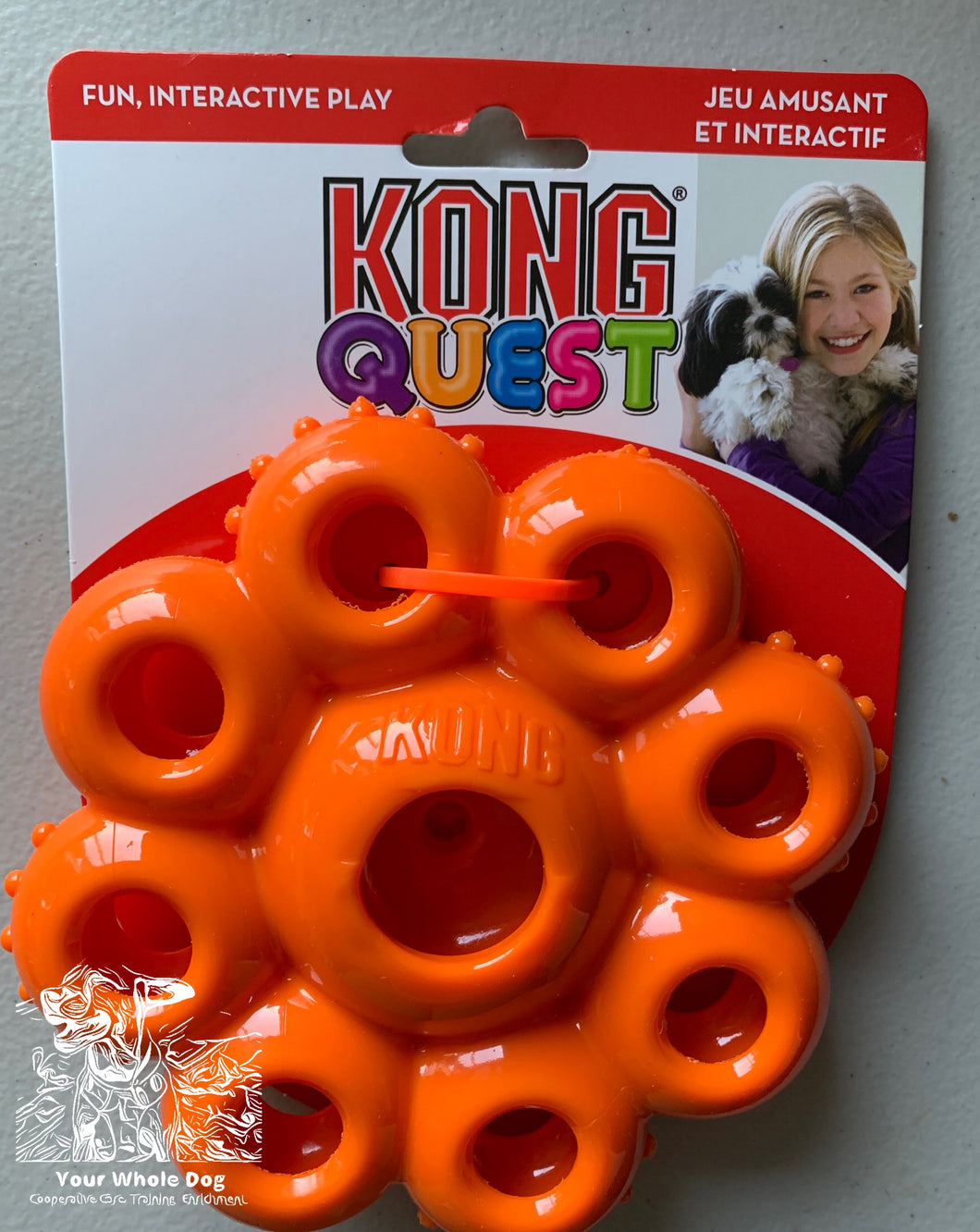 KONG Quest Star Pod