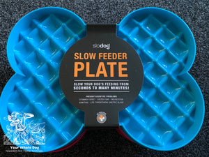 SloDog® Slow Feeder Plate