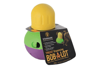 Bob-a-Lot Food Dispensing Toy