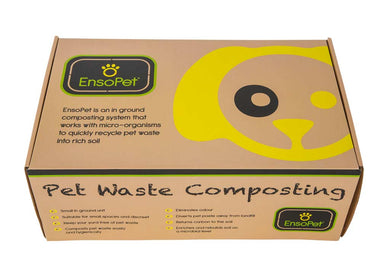 Bokashi Ensopet Pet Waste Composting Kit