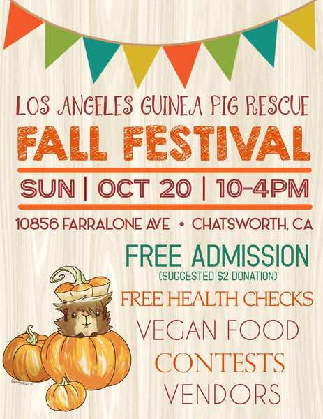 October guinea pig festival