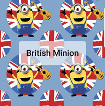 Load image into Gallery viewer, British Minions