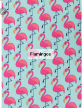 Load image into Gallery viewer, Flamingos Cuddle Cup With 2 Pee Pads