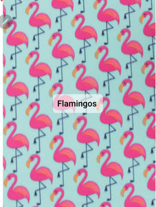 Flamingos Cuddle Cup With 2 Pee Pads