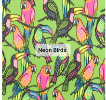 Load image into Gallery viewer, Neon Birds Sack
