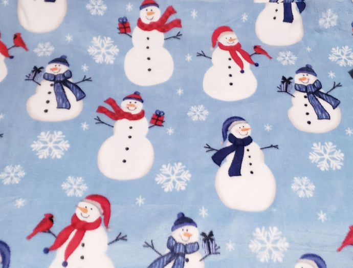 Snowmen With Scarves (Holiday Edition)