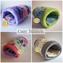 Load image into Gallery viewer, (Licensed) Pikachu Fleece Cozy Tunnels