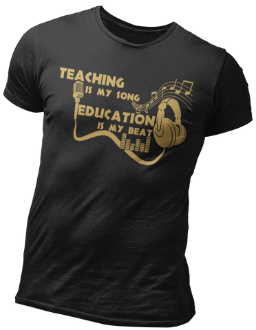Teaching is my song....