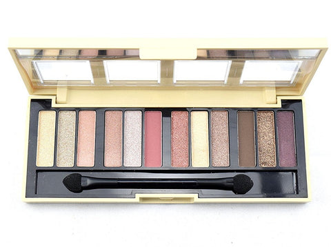 CITY COLOR BARELY EXPOSED EYESHADOW PALETTE 2