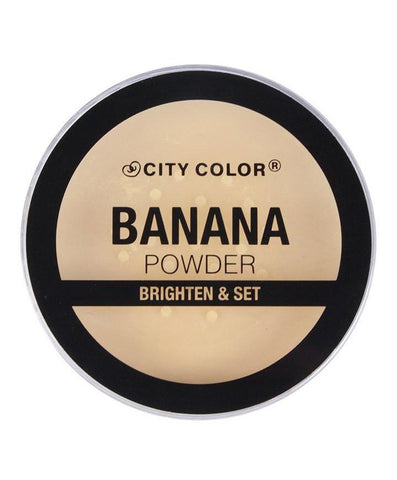 CITY COLOR BANANA POWDER