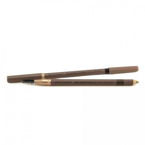 CITY COLOR EYE BROW PENCIL WITH BRUSH