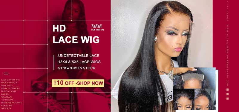 HD LACE WIGS straight hair and body wave12-30 Inch