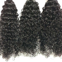 Forawme Brazilian Hair Bundle 1 Bundle Deep Curly Human Hair