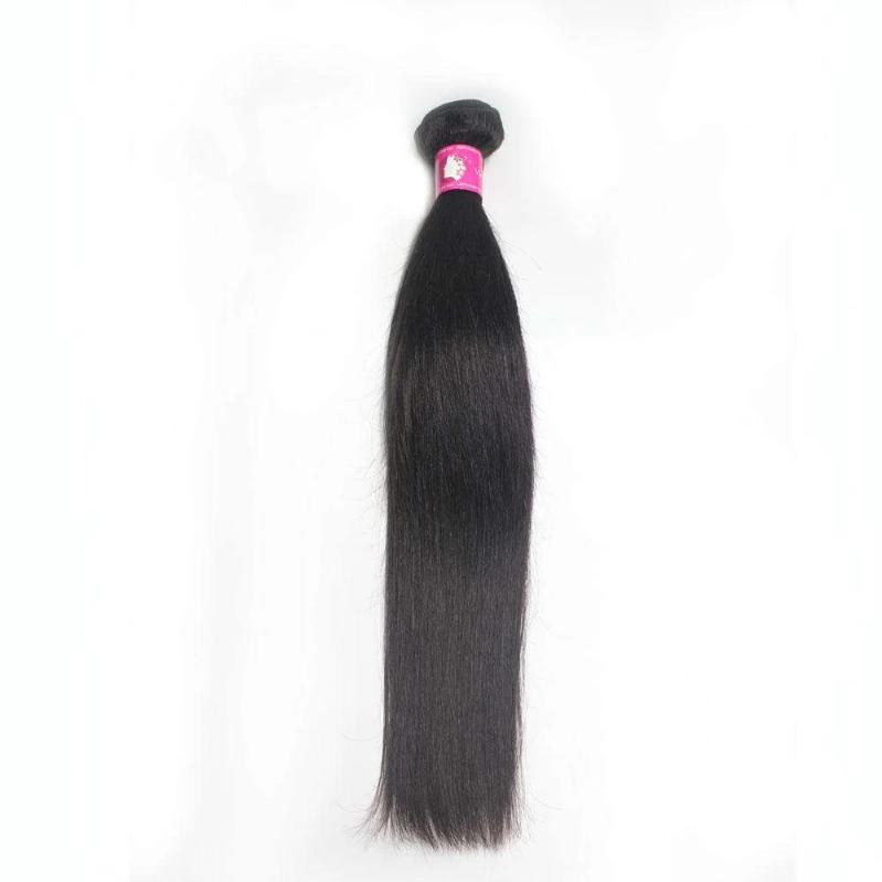 Forawme Brazilian Hair Bundle 1 Bundle Straight Virgin Hair