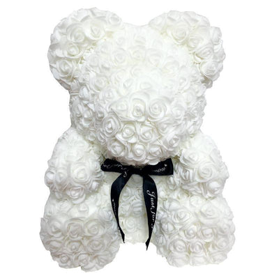 Blanc White Teddy Rose