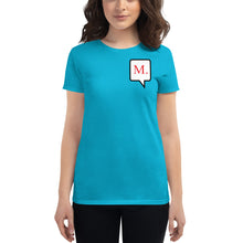 Load image into Gallery viewer, Respect the curve t-shirt