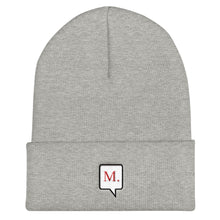 Load image into Gallery viewer, M. Cuffed Beanie