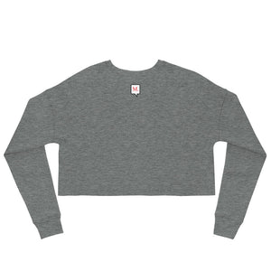 Monroe. World Tour K.O. Crop Sweatshirt