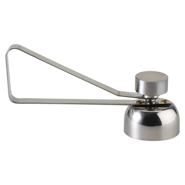 Stainless Steel Egg Topper / Cutter