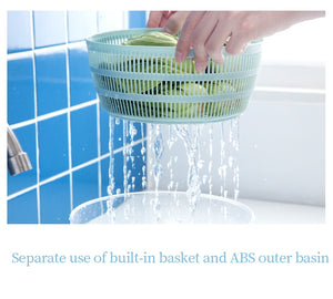 Easy Spin Vegetable/Fruit Washer or Dryer