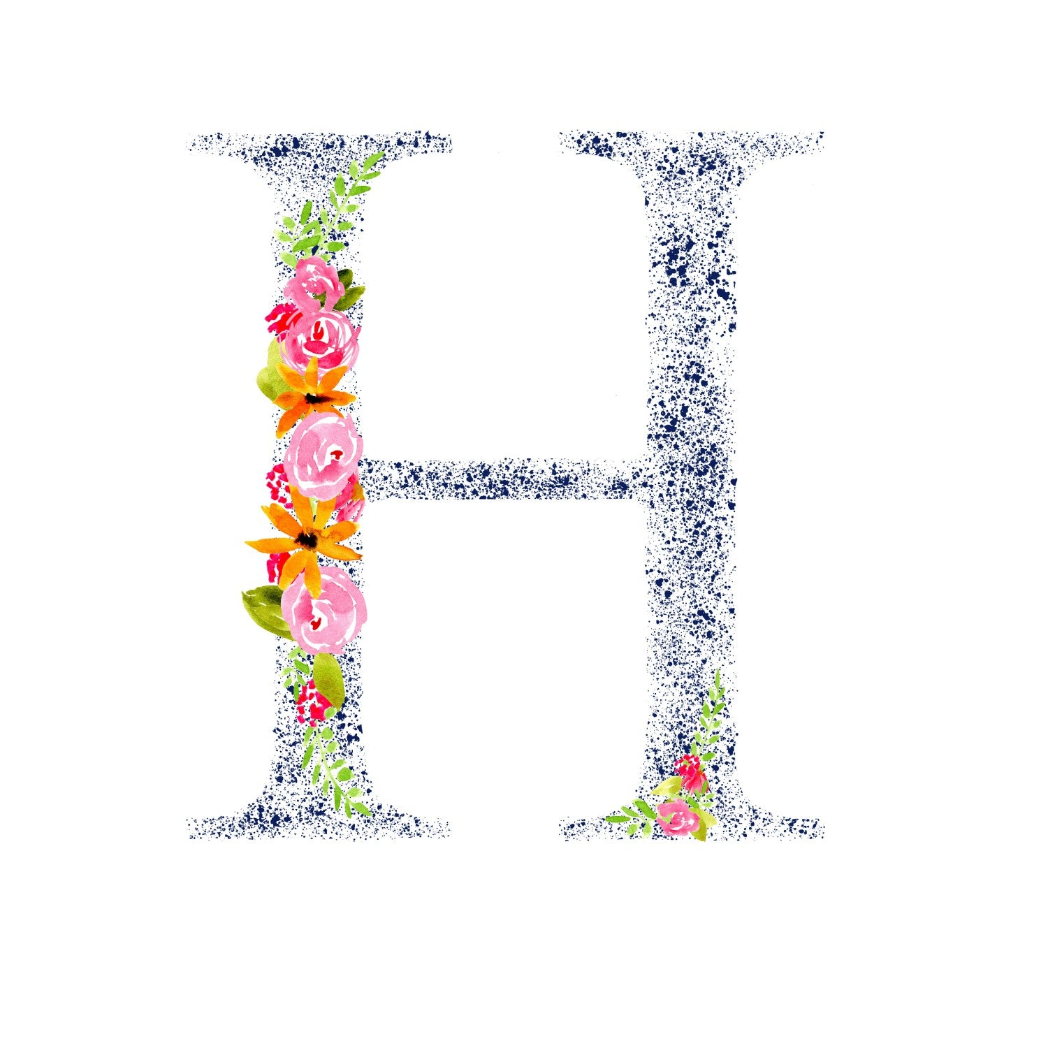 Whose name begins with the letter H