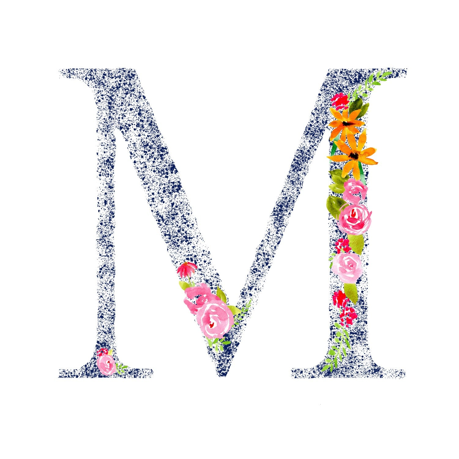 Whose name begins with the letter M